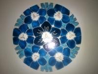 Mandala plast 15